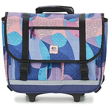 Bags Girl Rucksacks / Trolley bags Rip Curl CAMO WHEELY SATCHEL Multicoloured