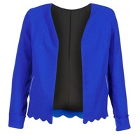 material Women Jackets / Blazers Betty London GABRIELA Blue