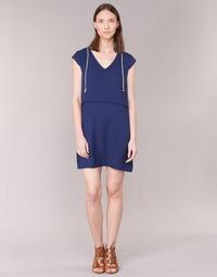 material Women Short Dresses Casual Attitude GELLE MARINE
