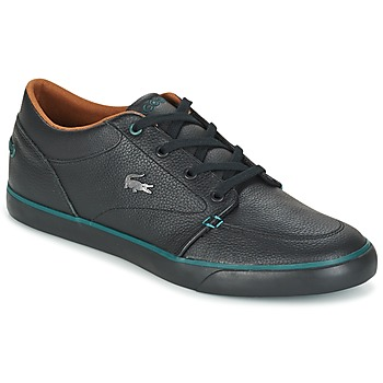 Shoes Men Low top trainers Lacoste BAYLISS 1 Black