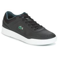Shoes Men Low top trainers Lacoste EXPLORATEUR SPORT Black / Green