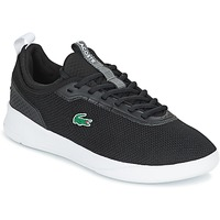 Shoes Men Low top trainers Lacoste LT SPIRIT 2.0 Black / White