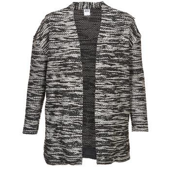 material Women Jackets / Cardigans Vero Moda NELLA Black / Grey / Mottled