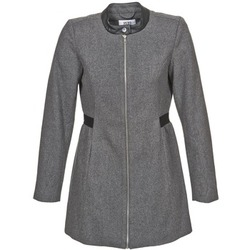 material Women coats Vero Moda CAPELLA Grey