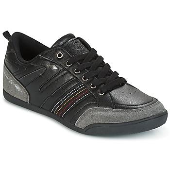 Shoes Men Low top trainers Umbro DATEL Black