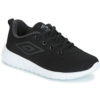 Shoes Boy Low top trainers Umbro DENFORD Black