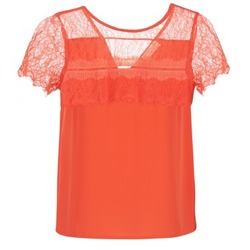 material Women Blouses Moony Mood GERDUS Orange