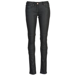 material Women 5-pocket trousers Kookaï FRANCES Black