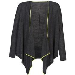 material Women Jackets / Cardigans Kookaï ALISSON Grey