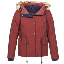 material Women Parkas Kookaï KATE Bordeaux