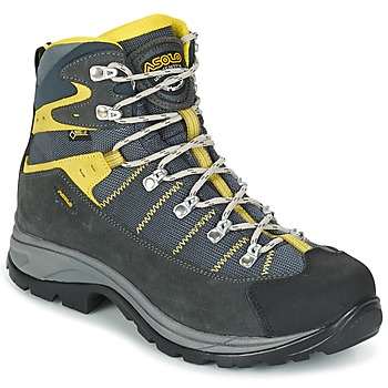 Shoes Men Hiking shoes Asolo REVERT GV Grey / Yellow