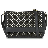 Bags Women Shoulder bags Betty London GETA Black / Gold