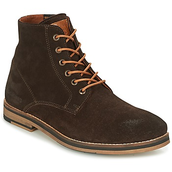 Shoes Men Mid boots Redskins ESMAN Brown