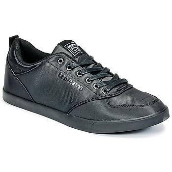 Shoes Men Low top trainers Redskins NORANI Black