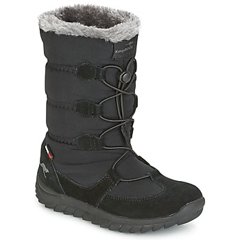 Shoes Women Snow boots Kangaroos K-FROST Black