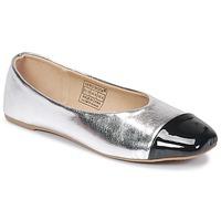 Shoes Women Ballerinas Vero Moda STAR BALLERINA Silver / Black