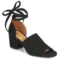 Shoes Women Sandals Hudson METTA Black