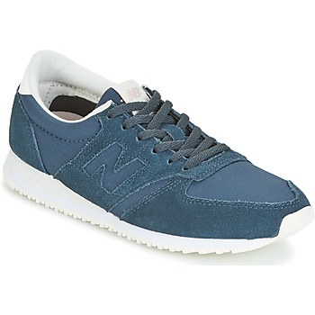 Shoes Women Low top trainers New Balance WL420 Blue