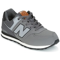 Shoes Children Low top trainers New Balance KL575 Grey / Black
