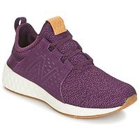 Shoes Women Running shoes New Balance CRUZ BORDEAUX