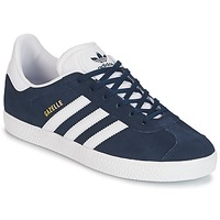 Shoes Children Low top trainers adidas Originals GAZELLE J Marine