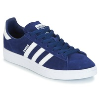 Shoes Boy Low top trainers adidas Originals CAMPUS J MARINE