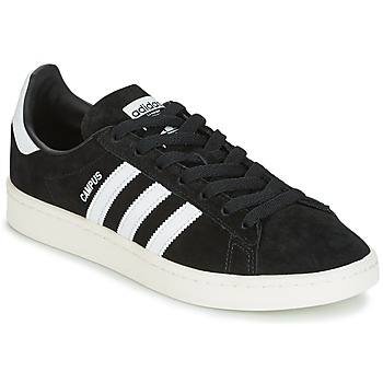 Shoes Low top trainers adidas Originals CAMPUS Black