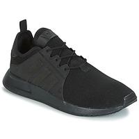 Shoes Men Low top trainers adidas Originals X_PLR Black