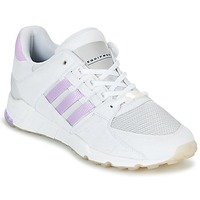 Shoes Women Low top trainers adidas Originals EQT SUPPORT RF W White