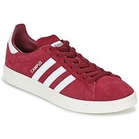 Shoes Low top trainers adidas Originals CAMPUS Bordeaux
