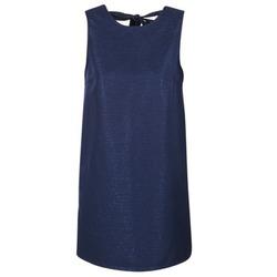 material Women Short Dresses Casual Attitude GADINE MARINE