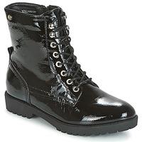 Shoes Women Mid boots Xti PAMIDI Black