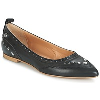Shoes Women Ballerinas Love Moschino JA11010G14 Black