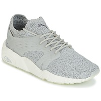Shoes Men Low top trainers Puma BLAZE CAGE EVOKNIT Grey