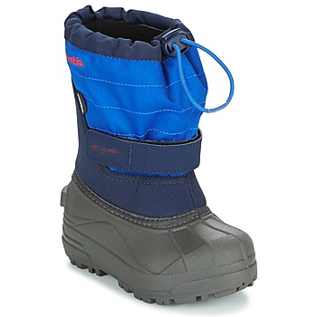 Shoes Children Snow boots Columbia CHILDRENS POWDERBUG PLUS II Marine