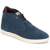 Mens New North Basic Trainers, Blue Pepe Jeans London