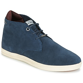 Shoes Men High top trainers Pepe jeans BOLTON Marine