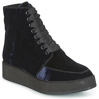 Shoes Women Mid boots Castaner FORTALEZA Blue