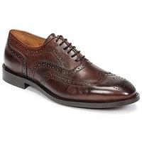 Shoes Men Derby shoes Hudson HEYFORD Brown