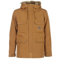 material Men Parkas Billabong OLCA JACKET CAMEL