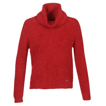 material Women jumpers Billabong SHAGGY ESCAPE Red