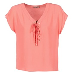 material Women Blouses Betty London GREM CORAL