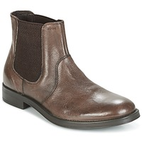 Shoes Men Mid boots Geox UOMO BLADE Brown