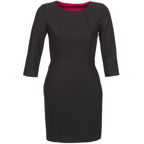 material Women Short Dresses Naf Naf EPARCIE Black