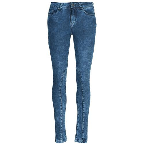 material Women slim jeans Naf Naf GOJO Blue / Medium