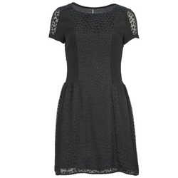 material Women Short Dresses Naf Naf KEUR Black