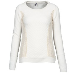 material Women jumpers Naf Naf MIBI White