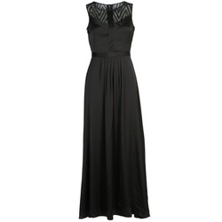 material Women Long Dresses Naf Naf LYKATE Black
