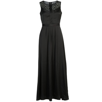 material Women Long Dresses Naf Naf LYKATE Black