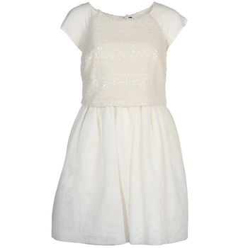 Dresses Naf Naf LYMELL White 350x350